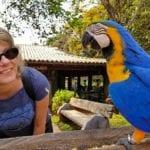 Margarita of The Wildlife Diaries hero