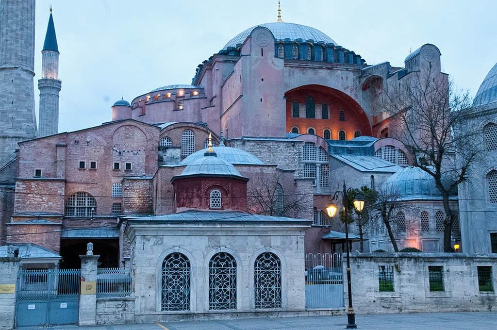 Traveler Tuesday - Margarita of The Wildlife Diaries_Aya-Sophia-Istanbul