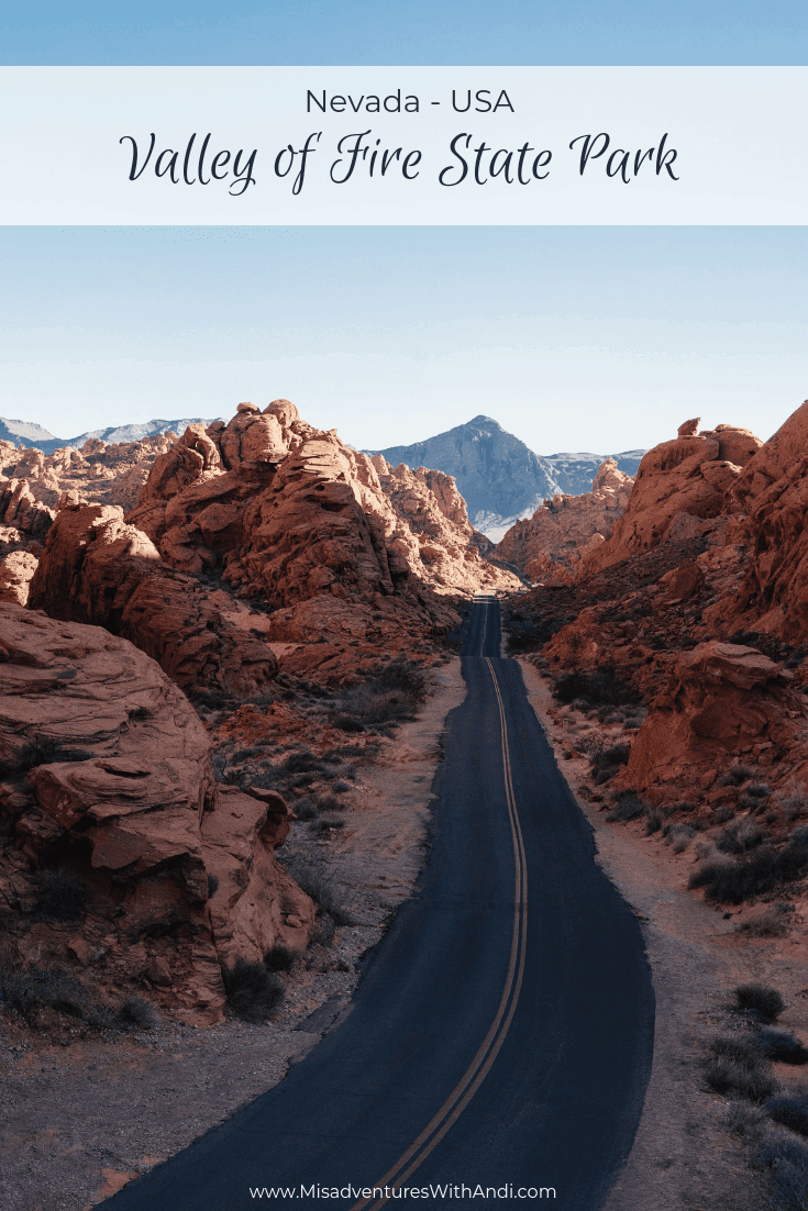 Valley of Fire State Park Nevada - USA