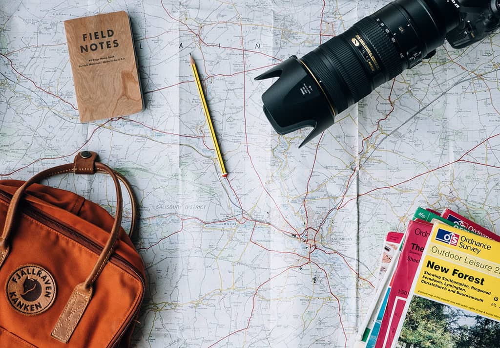 3 Things to Consider for a Long Trip Abroad - Planning
