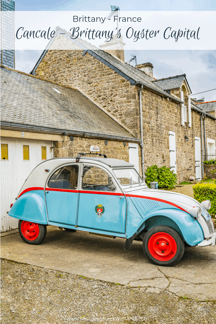 Cancale France – Brittany's Oyster Capital