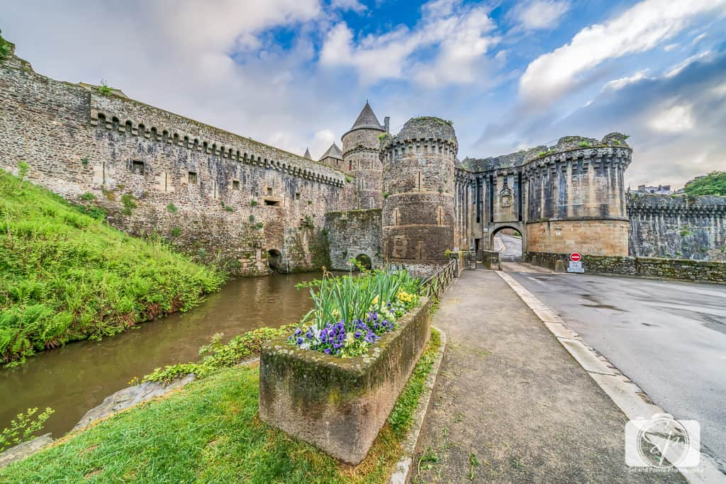 Chateau de Fougeres - Fougeres France