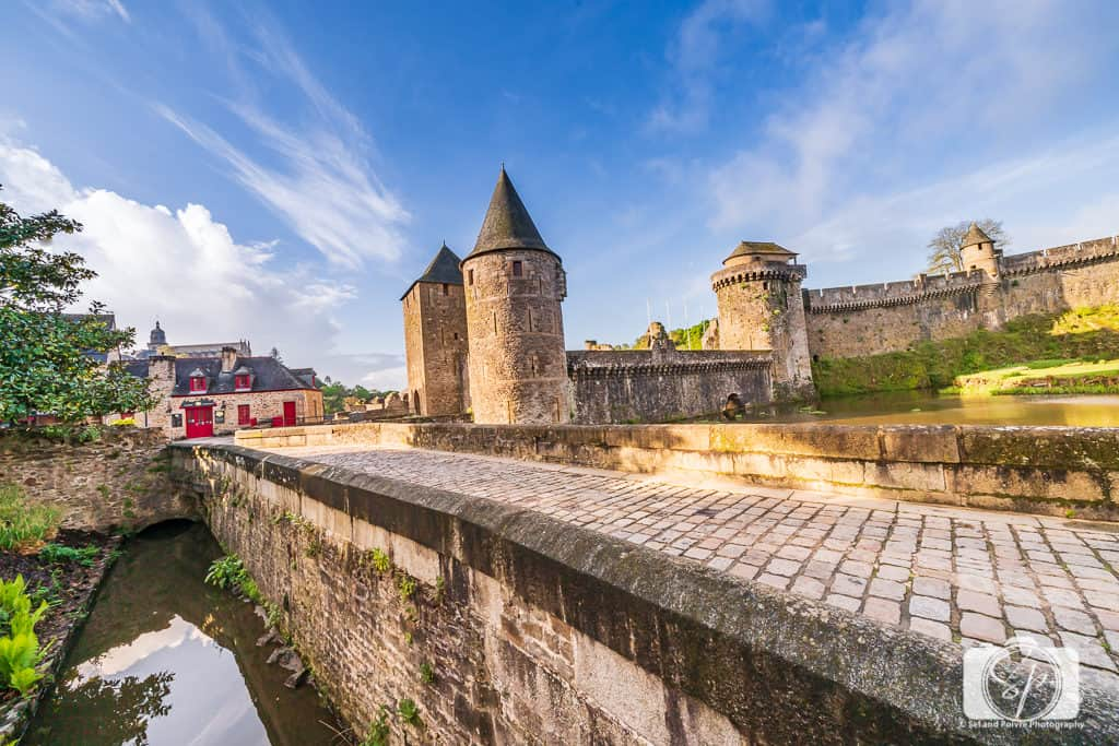 Chateau de Fougeres - Fougeres France 3