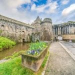 Chateau de Fougeres - Fougeres France hero