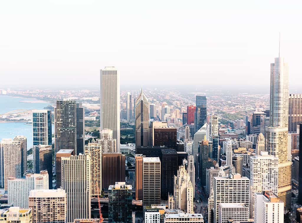 Chicago Cityscape USA