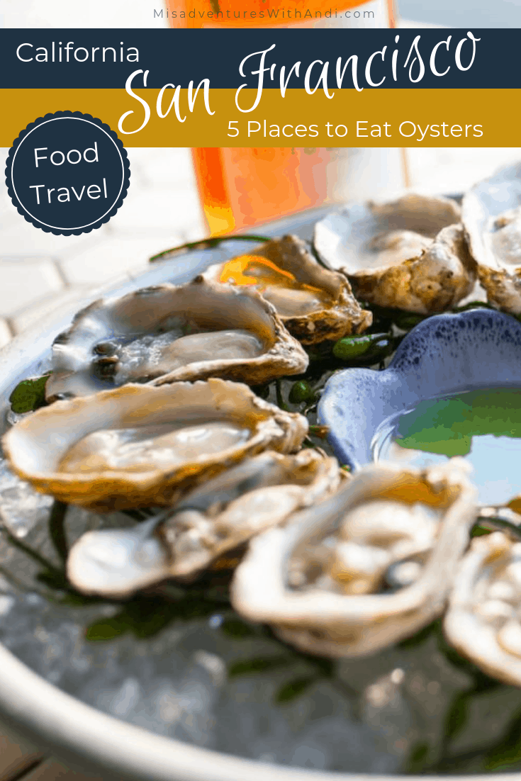 5 Places to Eat Oysters in San Francisco