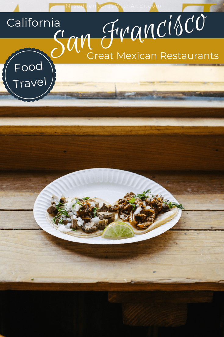 Great Mexican Restaurants in San Francisco