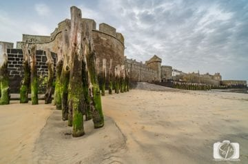 Intra-muros in Saint Malo France