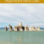 Magnificent Mono Lake California USA