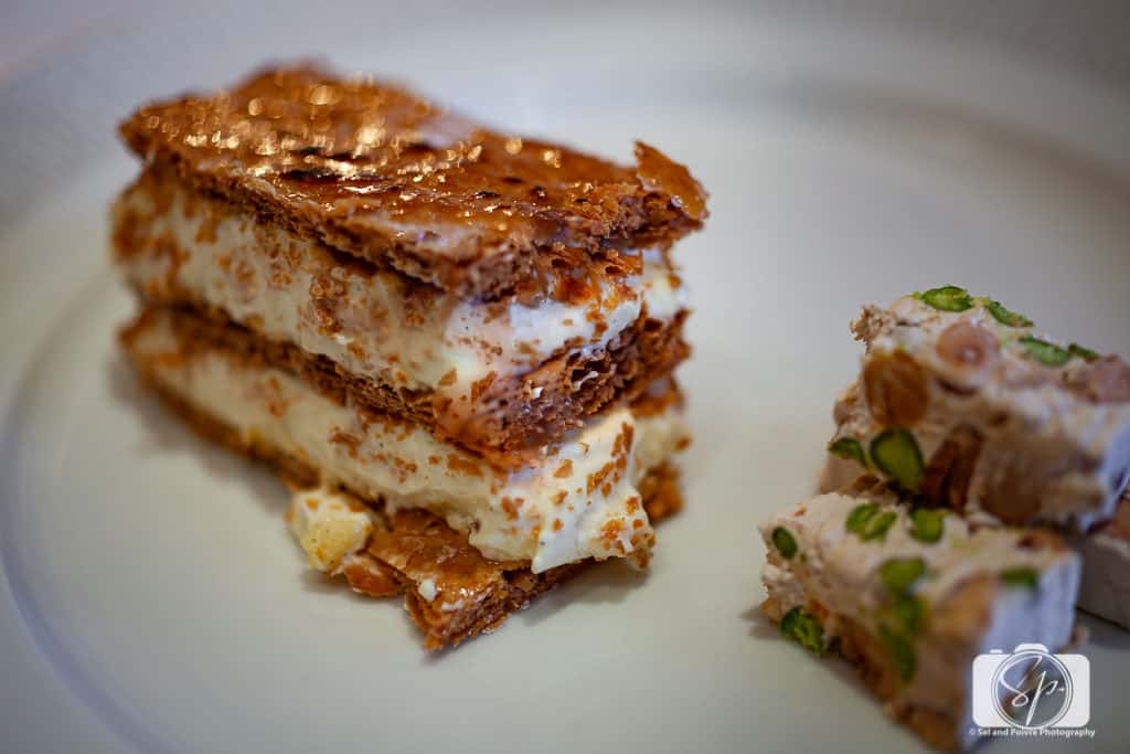 Millefeuille from Chateau Richeux