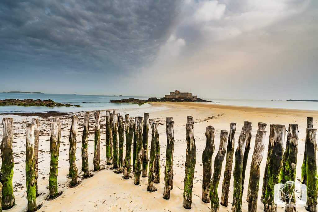 Saint Malo-Beach and Grand Be