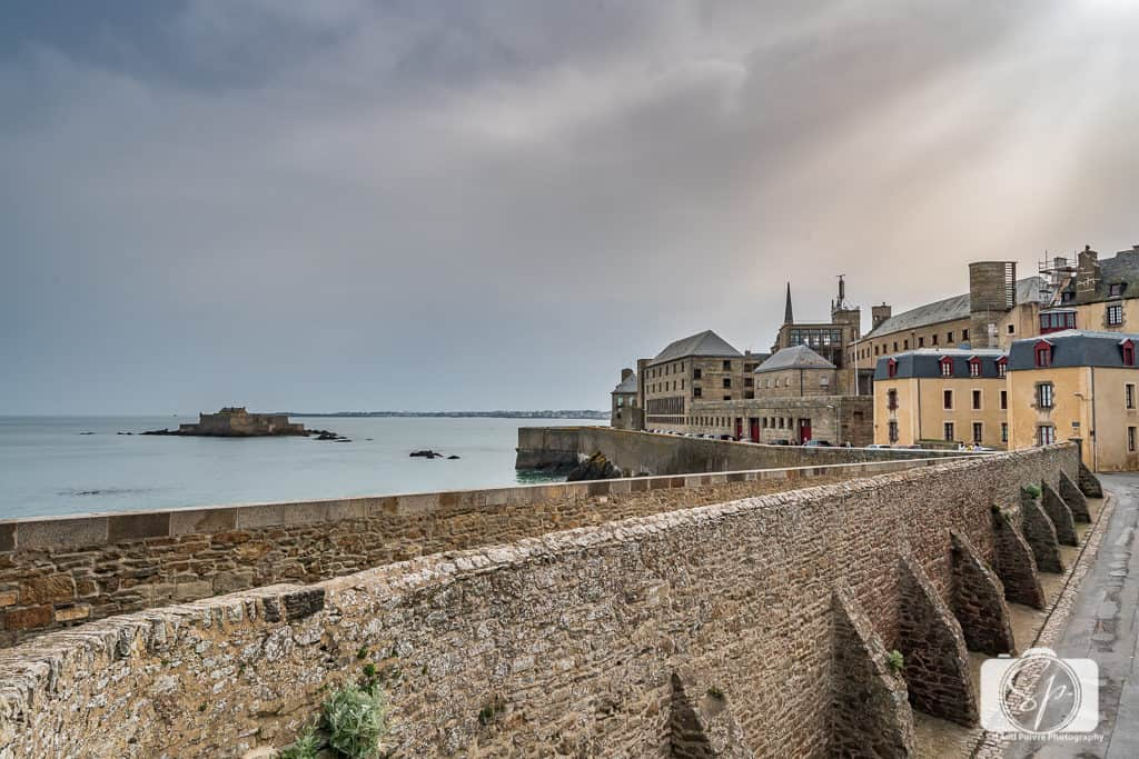 Saint Malo-Brittany-France