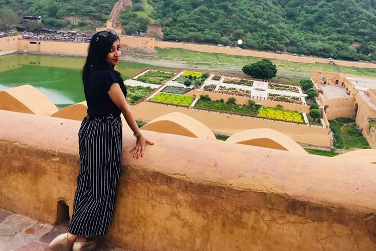 Traveler Tuesday - Anjali of Cheerful Trails