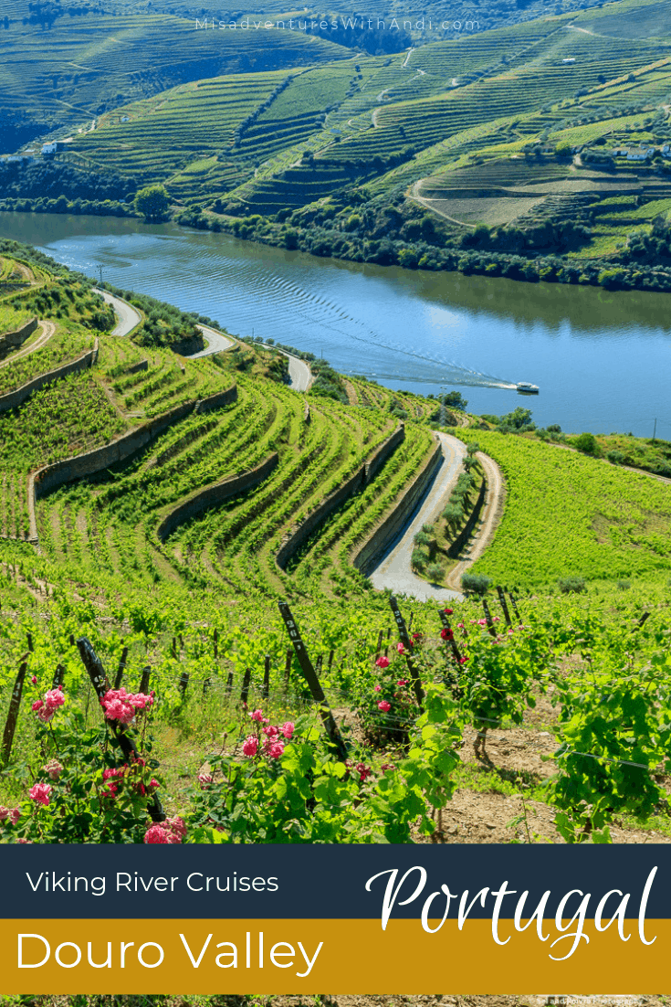 Viking River Cruises – Cruising Portugal Douro Valley