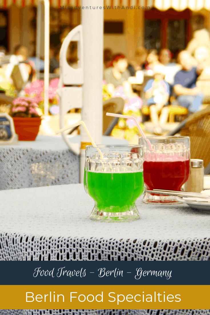 3 Berlin Food Specialties - Beer