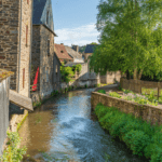 Chateau de Fougeres – Medieval Life in Fougeres France