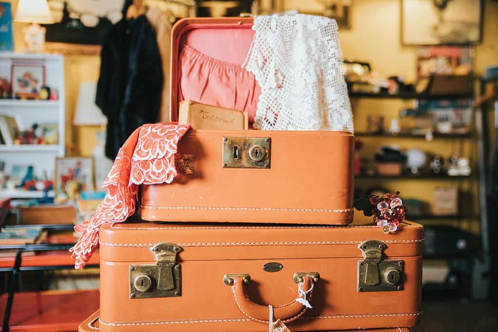 Need New Luggage