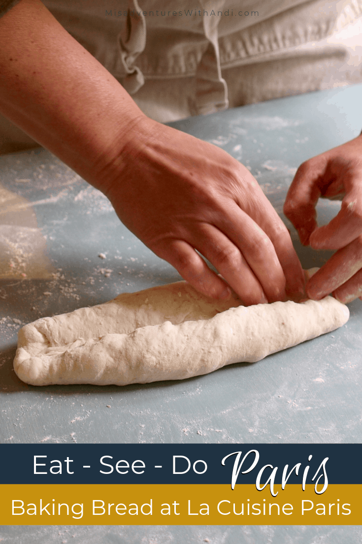 Things to do in Paris - Baking Bread at La Cuisine Paris - Paris France