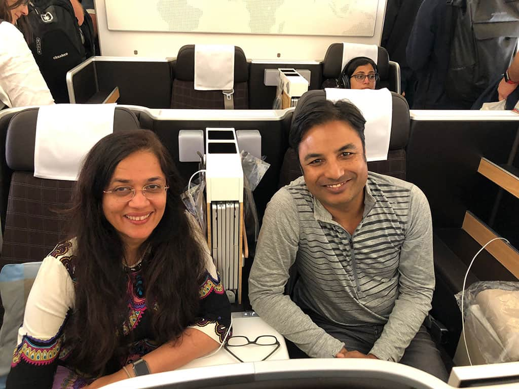 Traveler Tuesday – Jyoti of Story At Every Corner_I do like flying Swiss Air