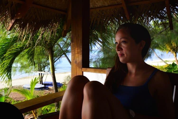Traveler Tuesday – Lisa of Rebellious Tourist_Aitutaki