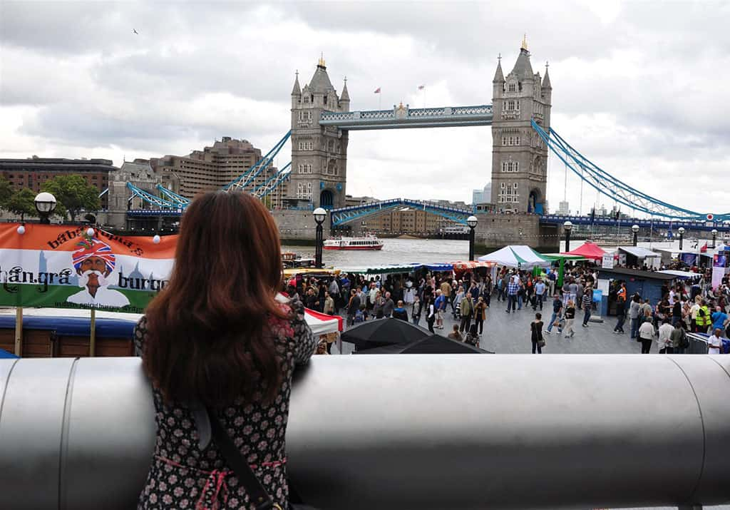 Traveler Tuesday – Lisa of Rebellious Tourist_London