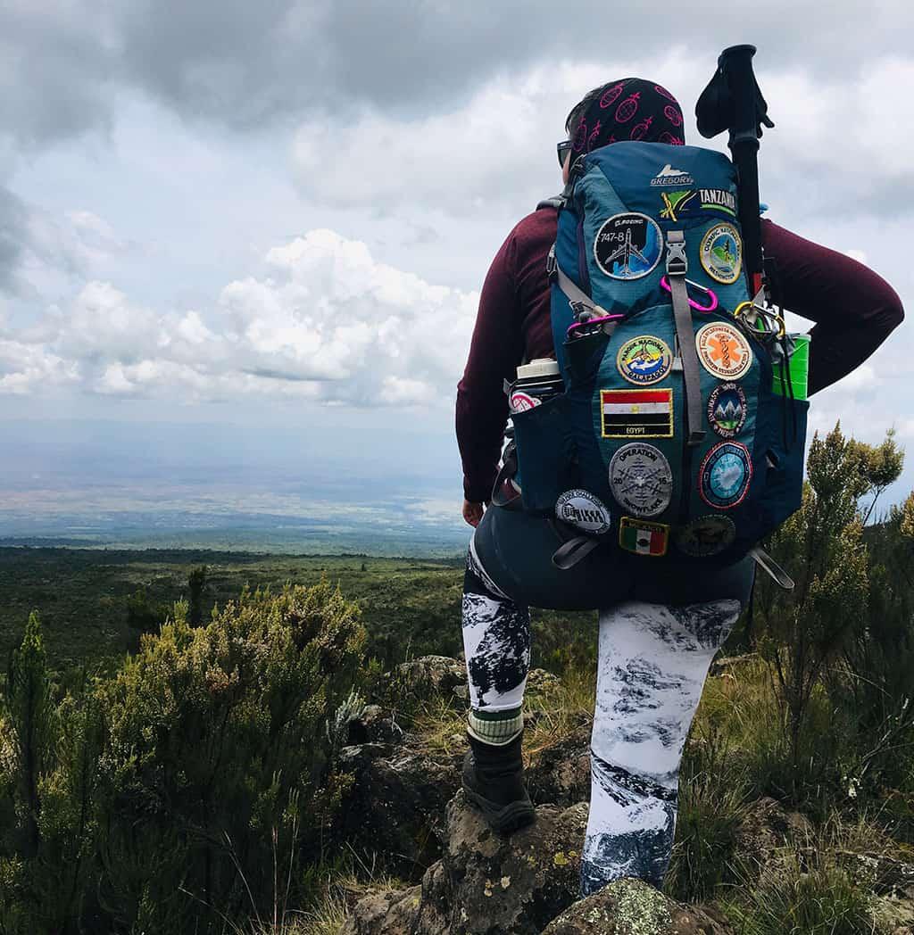 Traveler Tuesday – Retha of Roaming Nanny Climbing