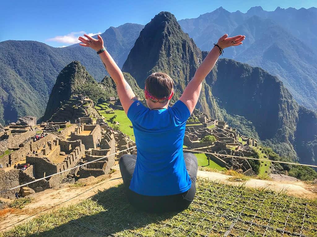 Traveler Tuesday – Retha of Roaming Nanny Machu Pichu
