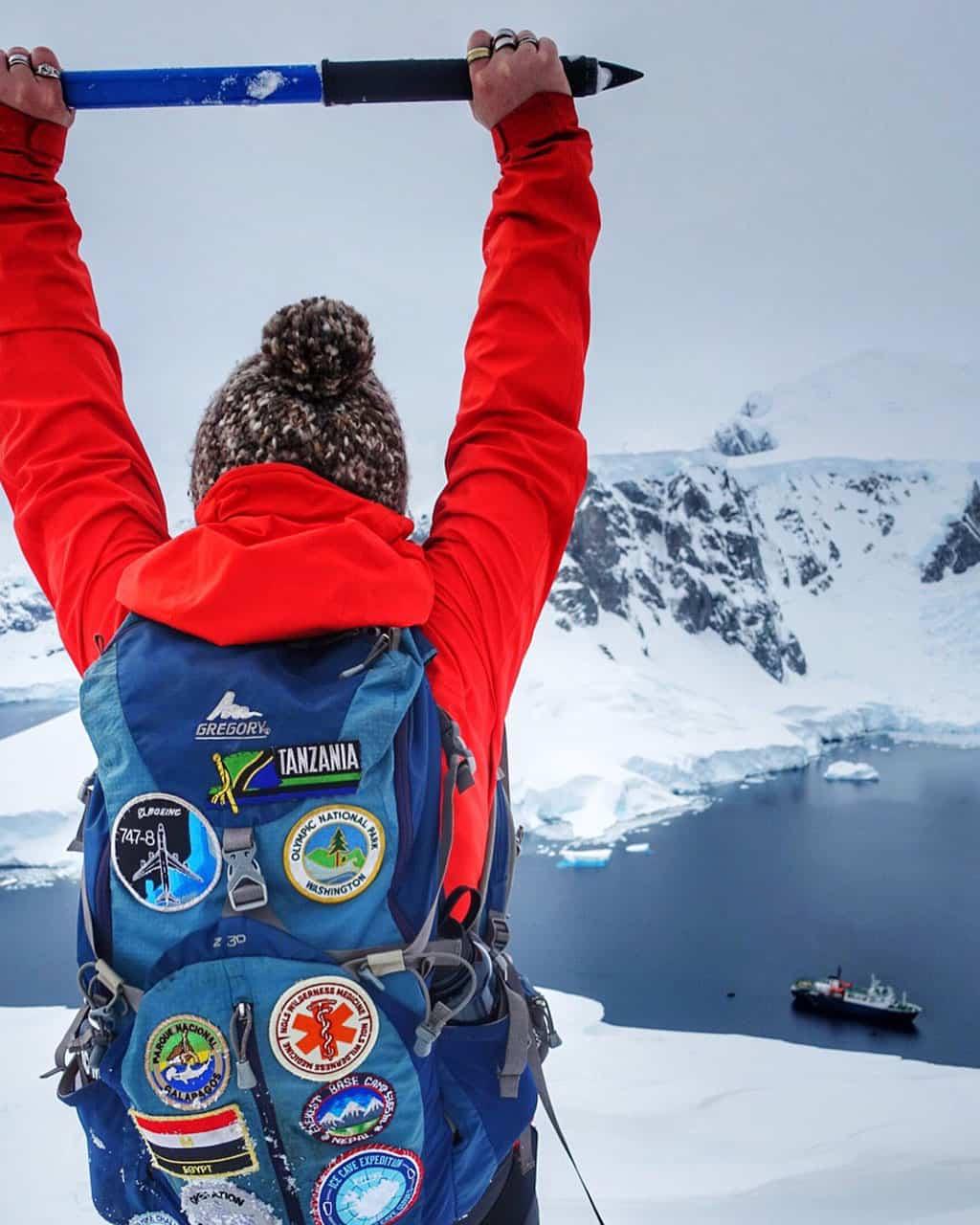 Traveler Tuesday – Retha of Roaming Nanny Ski