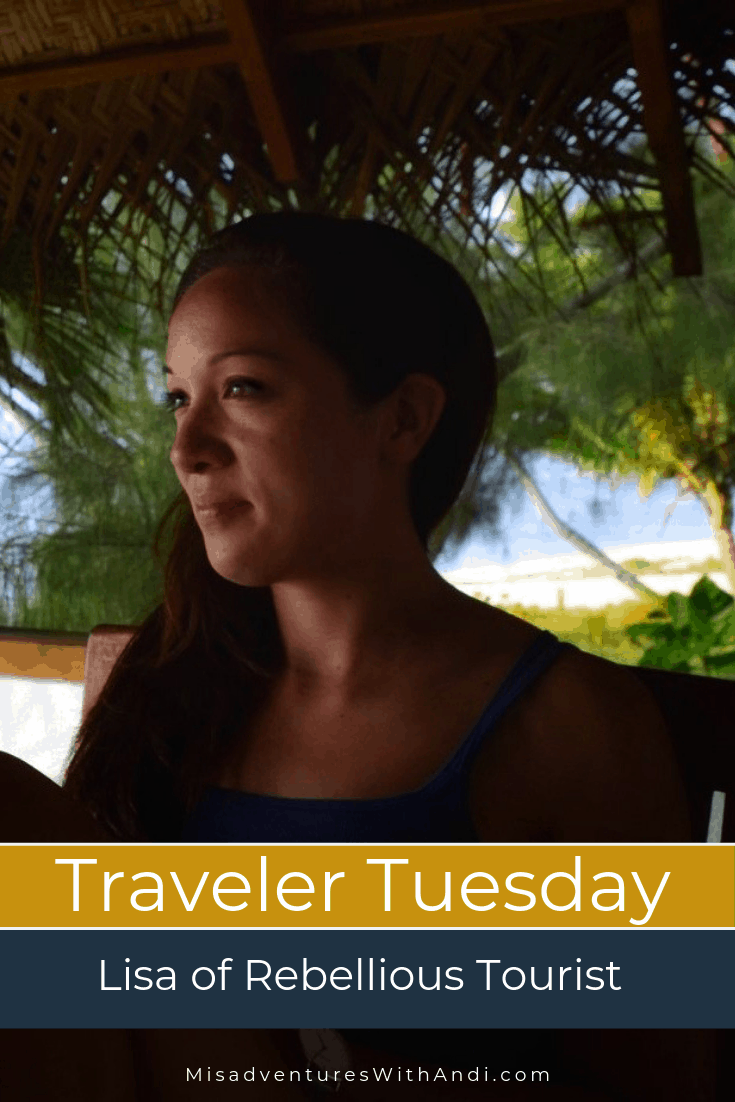 Traveler Tuesday Travel Blogger Interview with Lisa of Rebellious Tourist