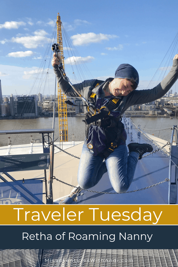 Traveler Tuesday Travel Blogger Interview with Retha of Roaming Nanny