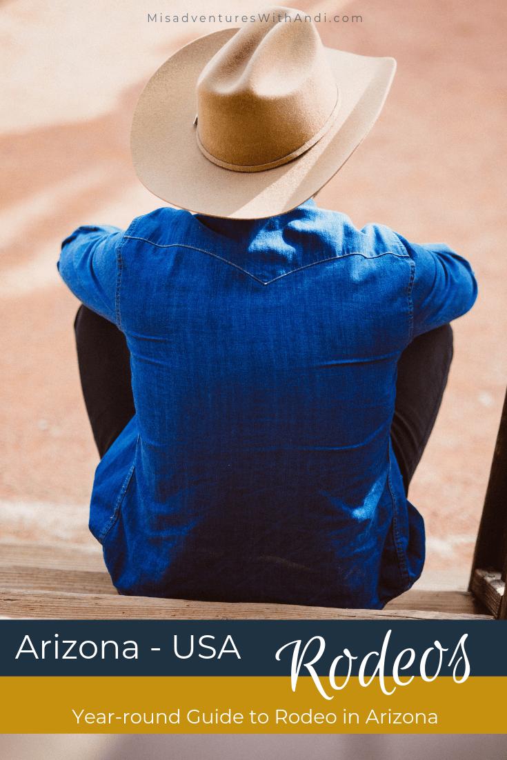 Arizona Rodeos - Year Round Guide to Rodeos in Arizona