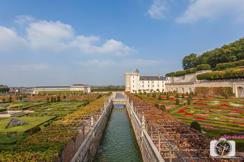 Chateau Villandry France Gardens 7