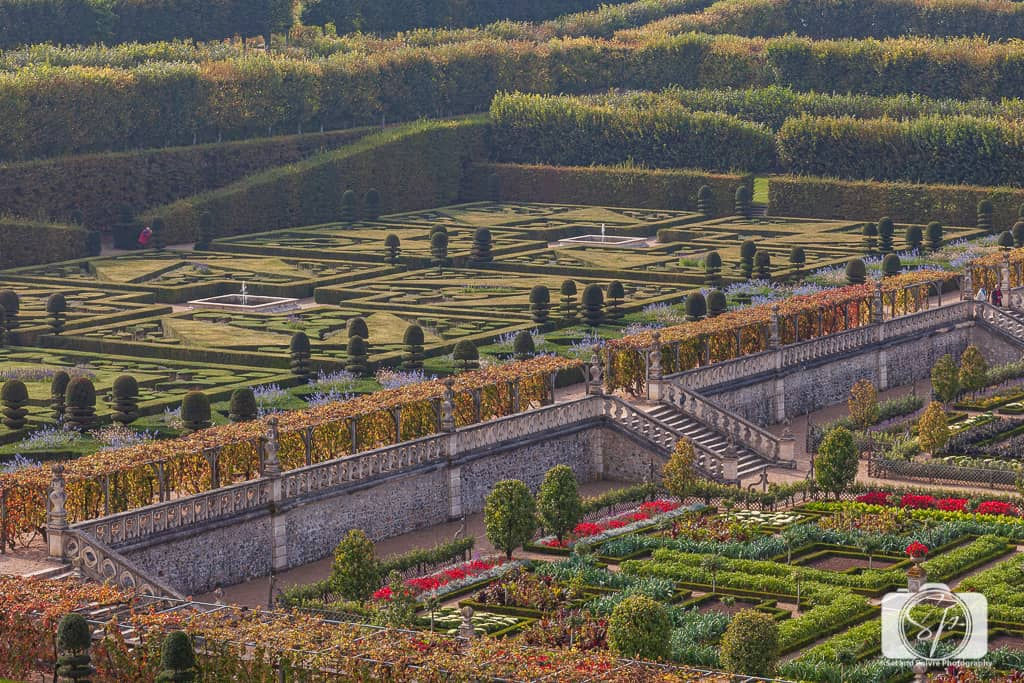 Chateau Villandry France Gardens 9