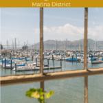 Eat See Do San Francisco California USA Marina District
