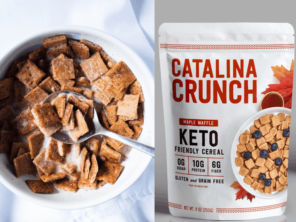 J'adore Low Carb Foods Catalina Crunch