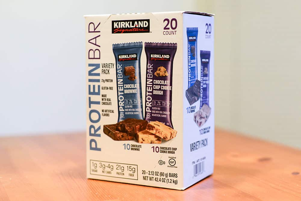 Costco Protein Bars