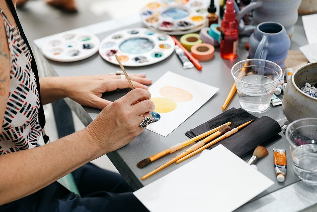 7 Ways You And The Family Can Unleash Your Creativity_Take Up Arts And Crafts