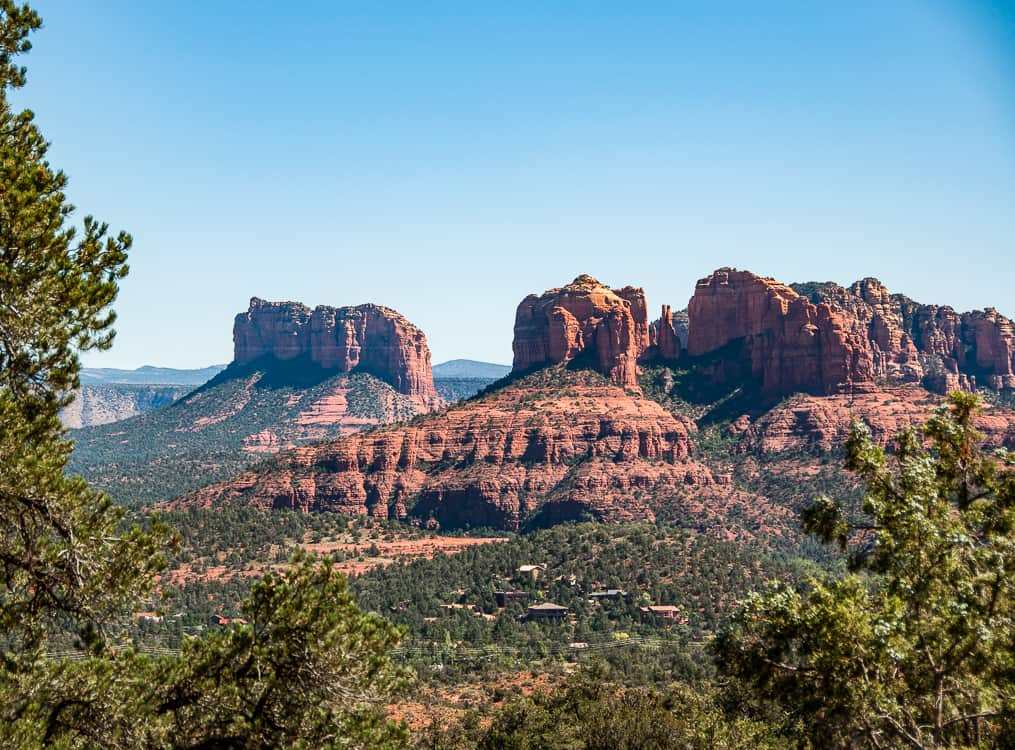 The 50 Best Day Trips from Phoenix - Cathedral Rock, Red Rock Scenic Byway
