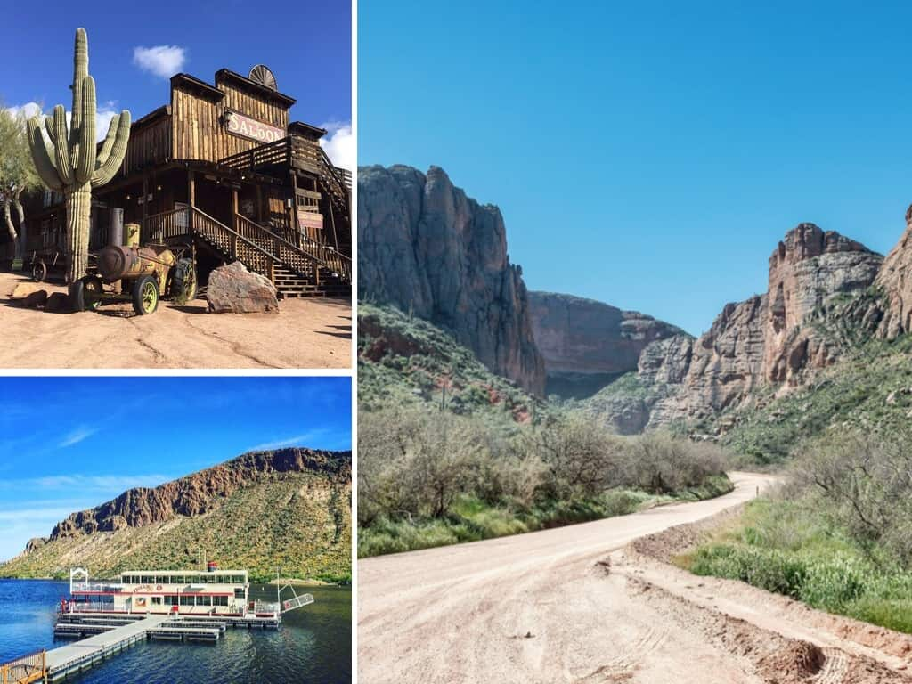 Day Trips from Phoenix - Apache Trail