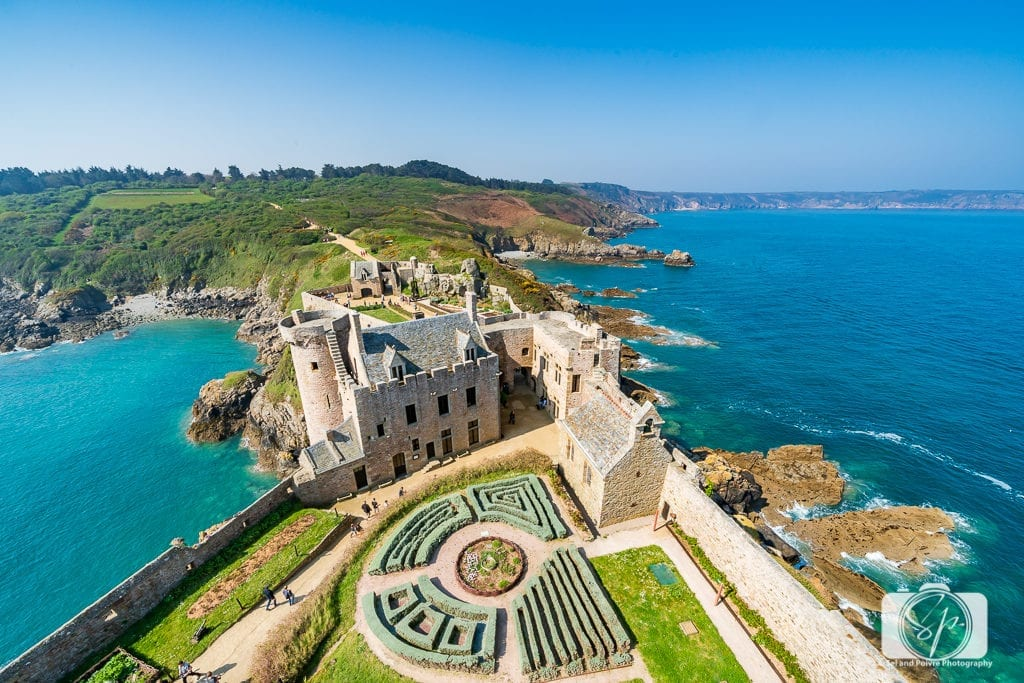 Fort La Latte Brittany France