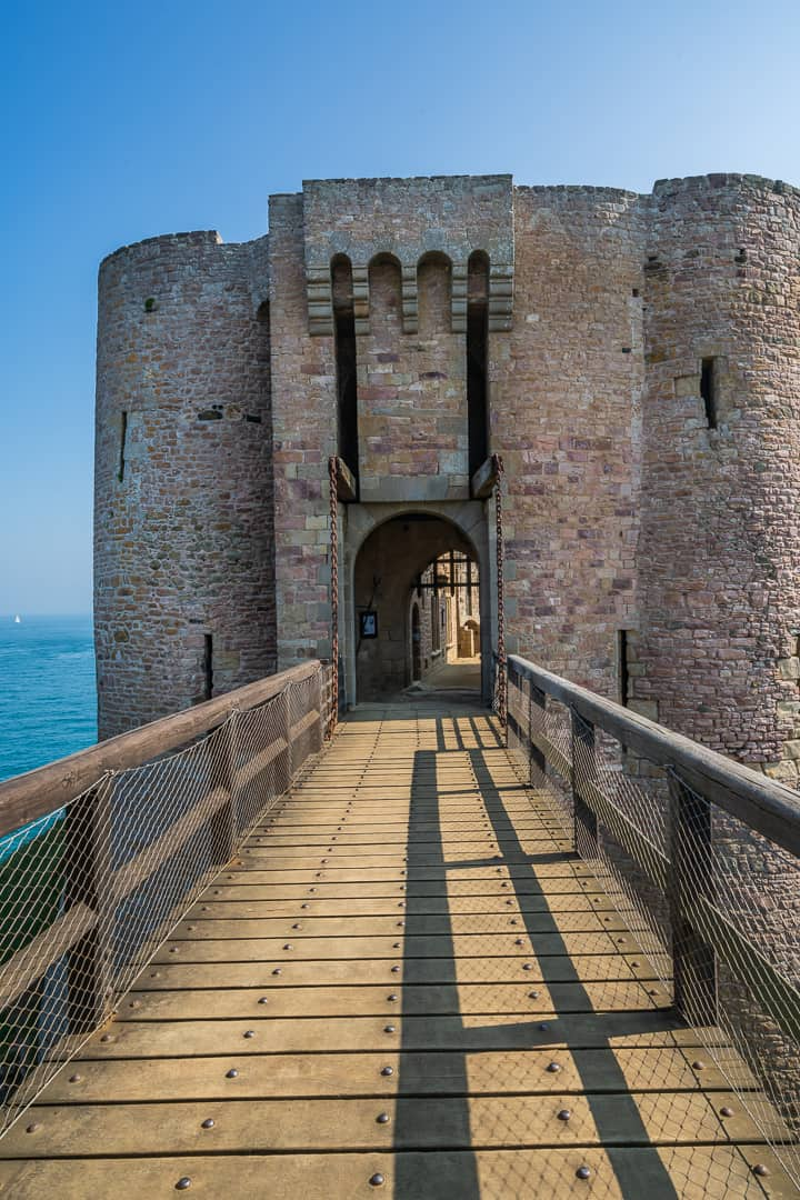 Fort La Latte France