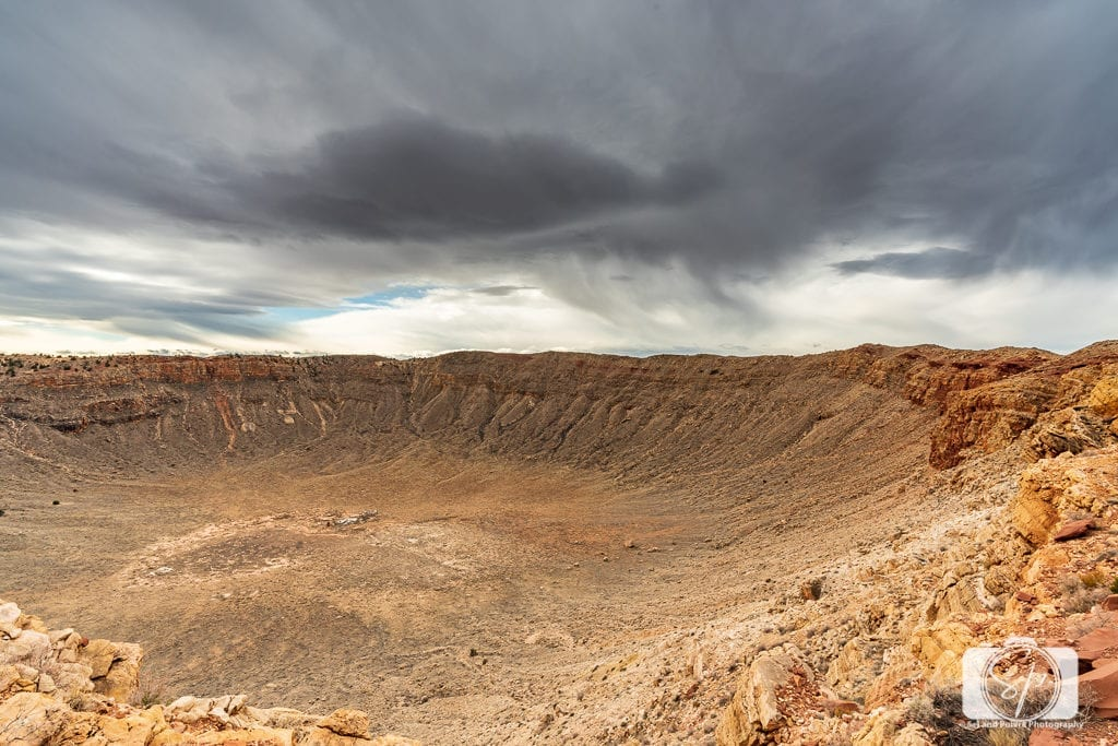 The 50 Best Day Trips from Phoenix -Meteor Crater Natural Landmark Arizona