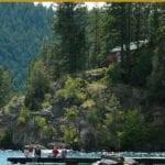 Things to Do on the Way to Glacier National Park Montana USA - Flathead Lake