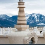 Things to Do on the Way to Glacier National Park Montana USA - Garden of 1000 Buddhas