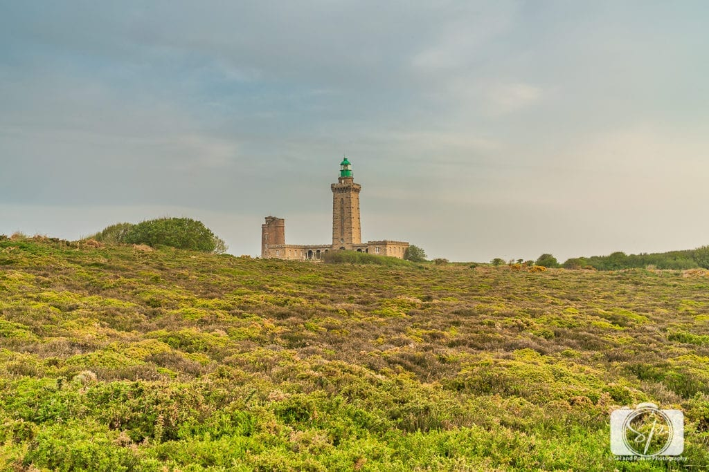 Cape Frehel Lighthouse Brittany France