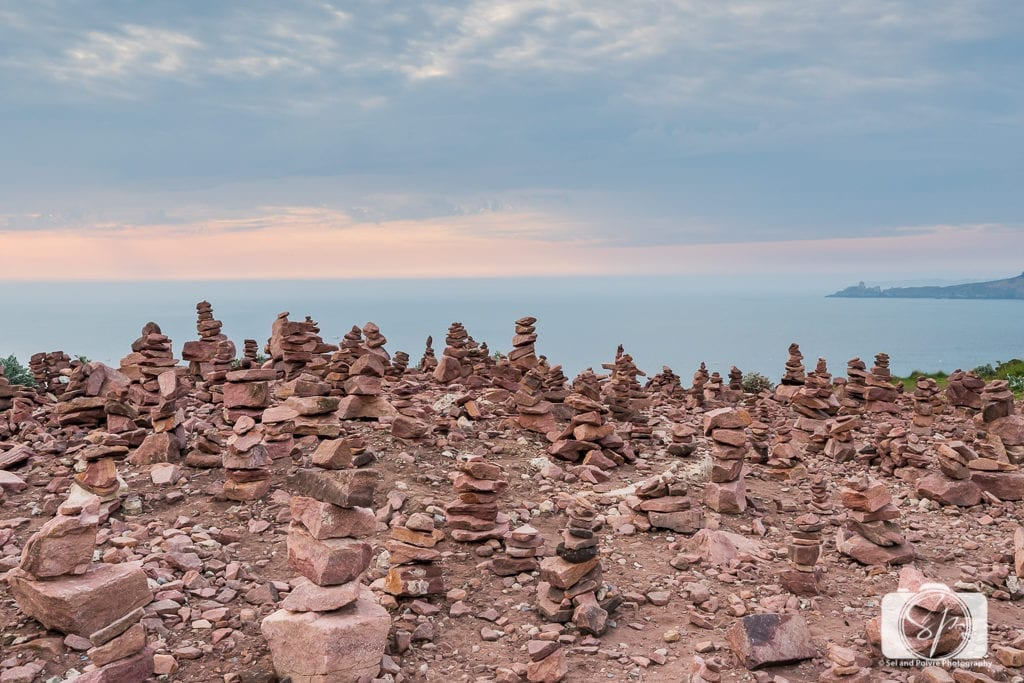 Cape Frehel Pink ROcks Brittany France