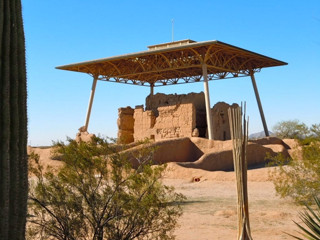 The 50 Best Day Trips from Phoenix - Casa Grande Ruins National Monument