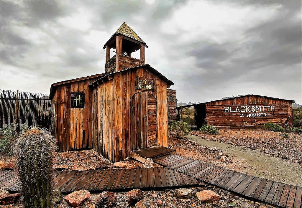The 50 Best Day Trips from Phoenix - Castle Dome Mines Museum and Ghost Town
