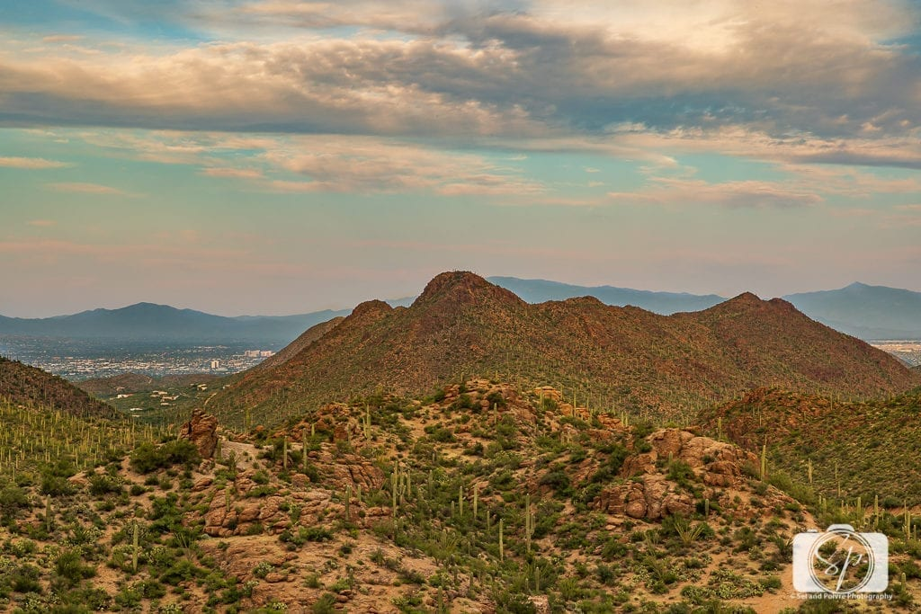 The 50 Best Day Trips from Phoenix - Gates Pass in Tucson Mountain Park in Tucson Arizona