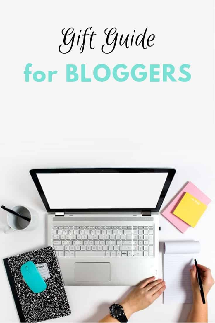 Gift Guide - Gifts for Bloggers